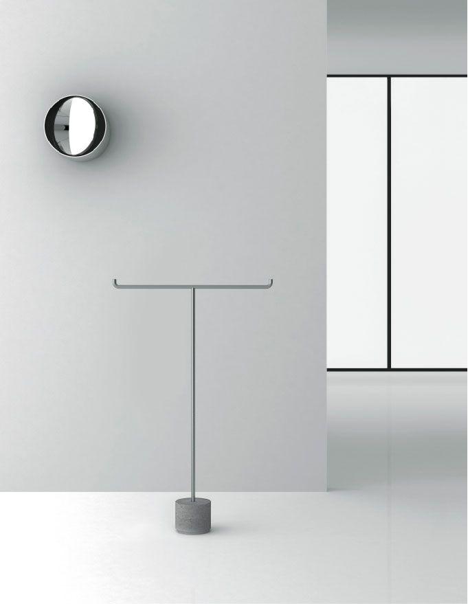 Accessori Per Bagno Piantane.Piantana Iko Da Boffi Bagno Design Kensaku Oshiro