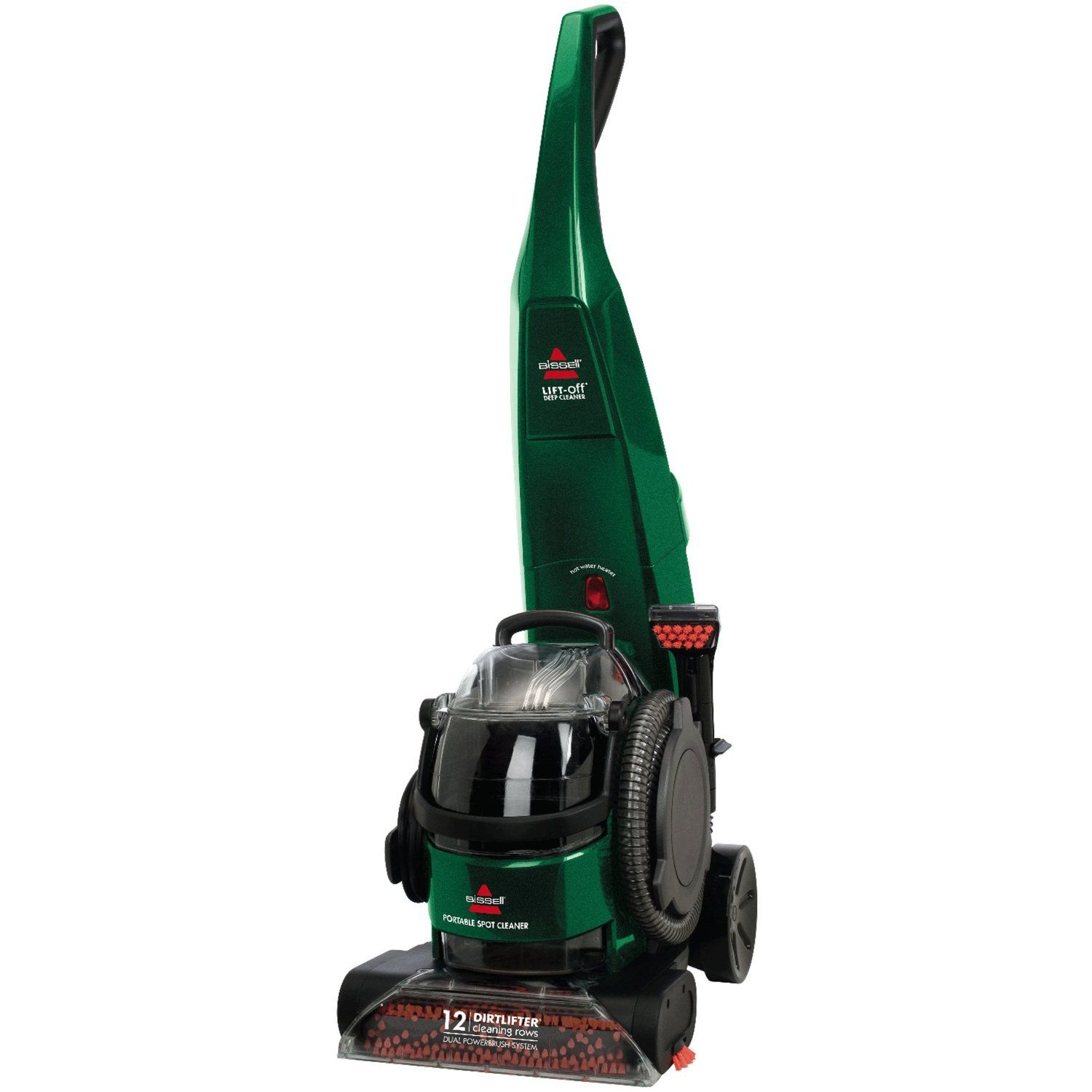 Bissell liftoff deep cleaner 94y2 i like that this
