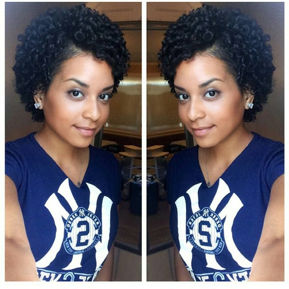 Short Natural African American Hairstyles 101 Short Hairstyles For Black Women  Natural Hairstyles