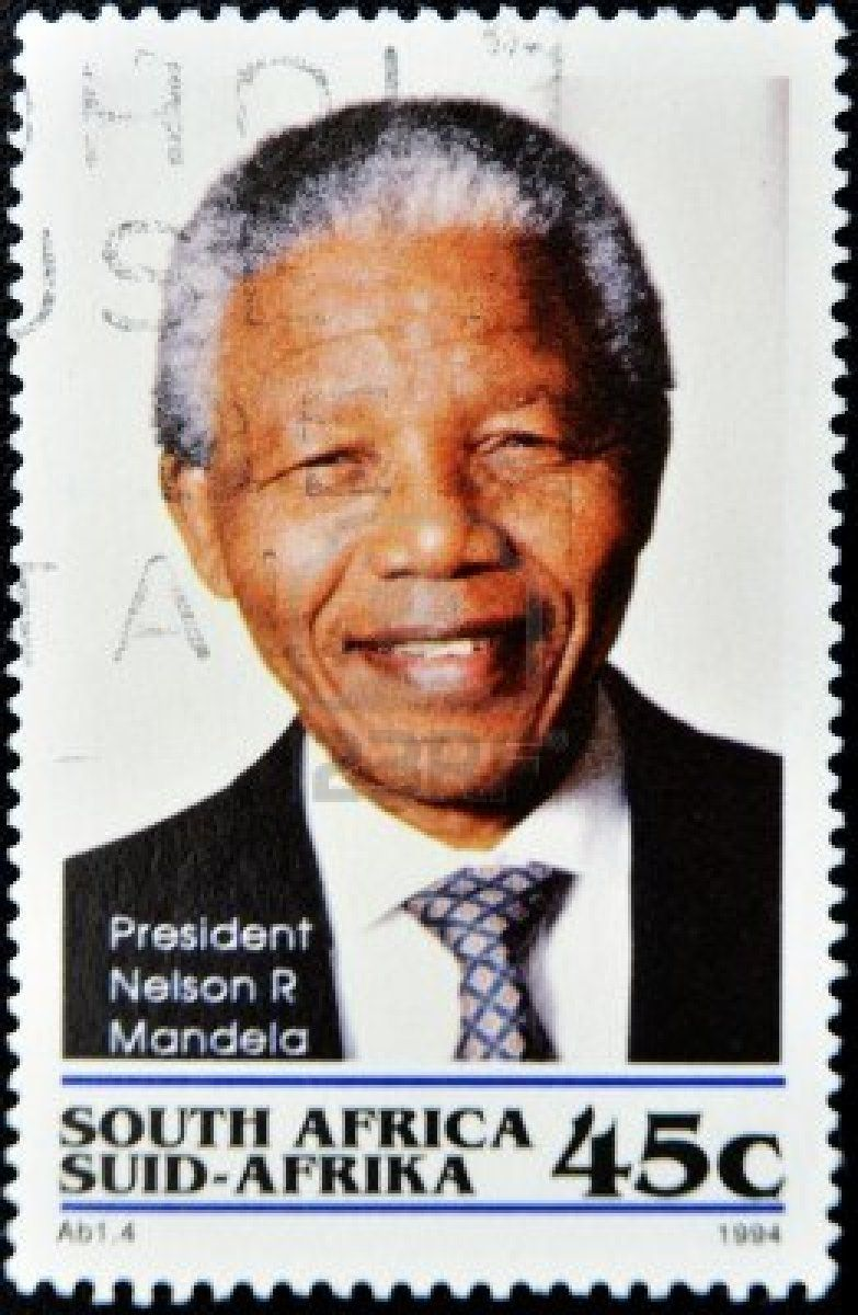 "nelson mandela and the south african Nelson"" nelson mandela, south africa's first black president, was wearing the colors of the springboks and 65,000 white rugby supporters were joyously."