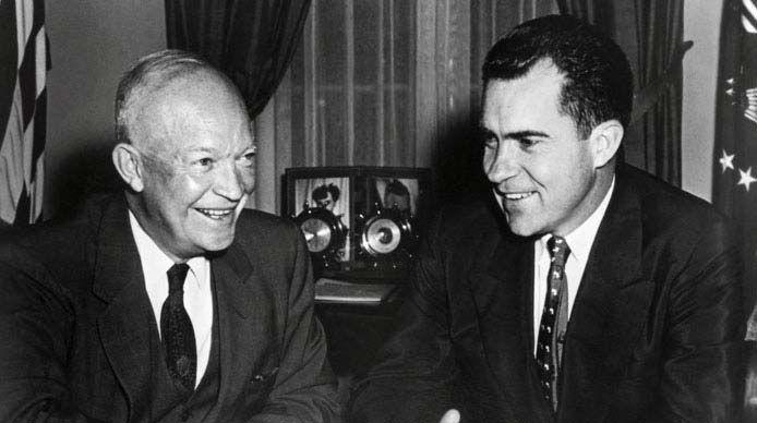 -November 25, 1957 – President Eisenhower Suffers a Mild Stroke ...