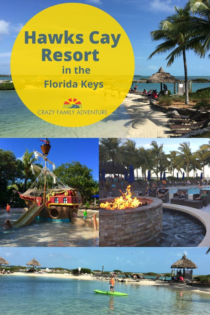 Family Vacation Island Style! Visit Hawks Cay Resort In
