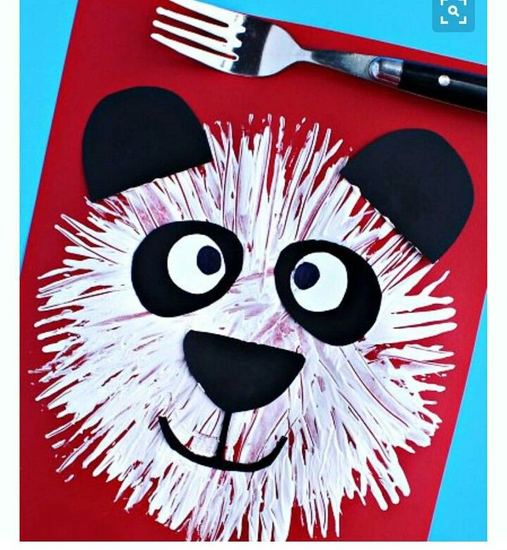 ayi panda faaliyet basteln pinterest bastelarbeiten bastelideen kinder und schule. Black Bedroom Furniture Sets. Home Design Ideas
