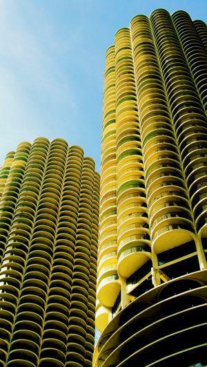 ❏ Marina Towers.