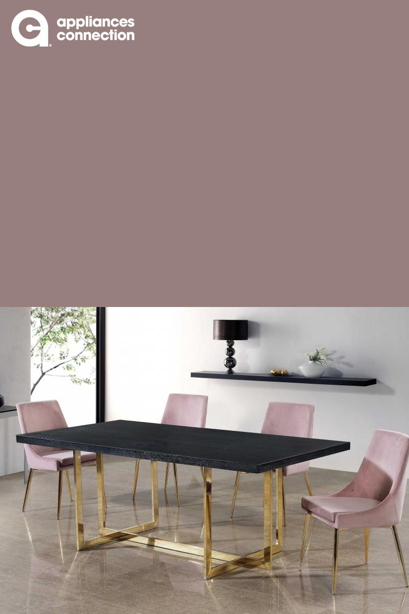 Groovy Meridian 783Pinkc Dining Room Designs In 2019 Dining Uwap Interior Chair Design Uwaporg