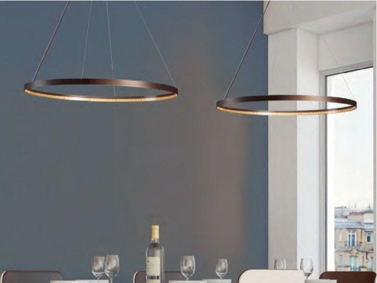 Plafoniere Slim Led Caldak : Lampade a led sospensione latest lampada with