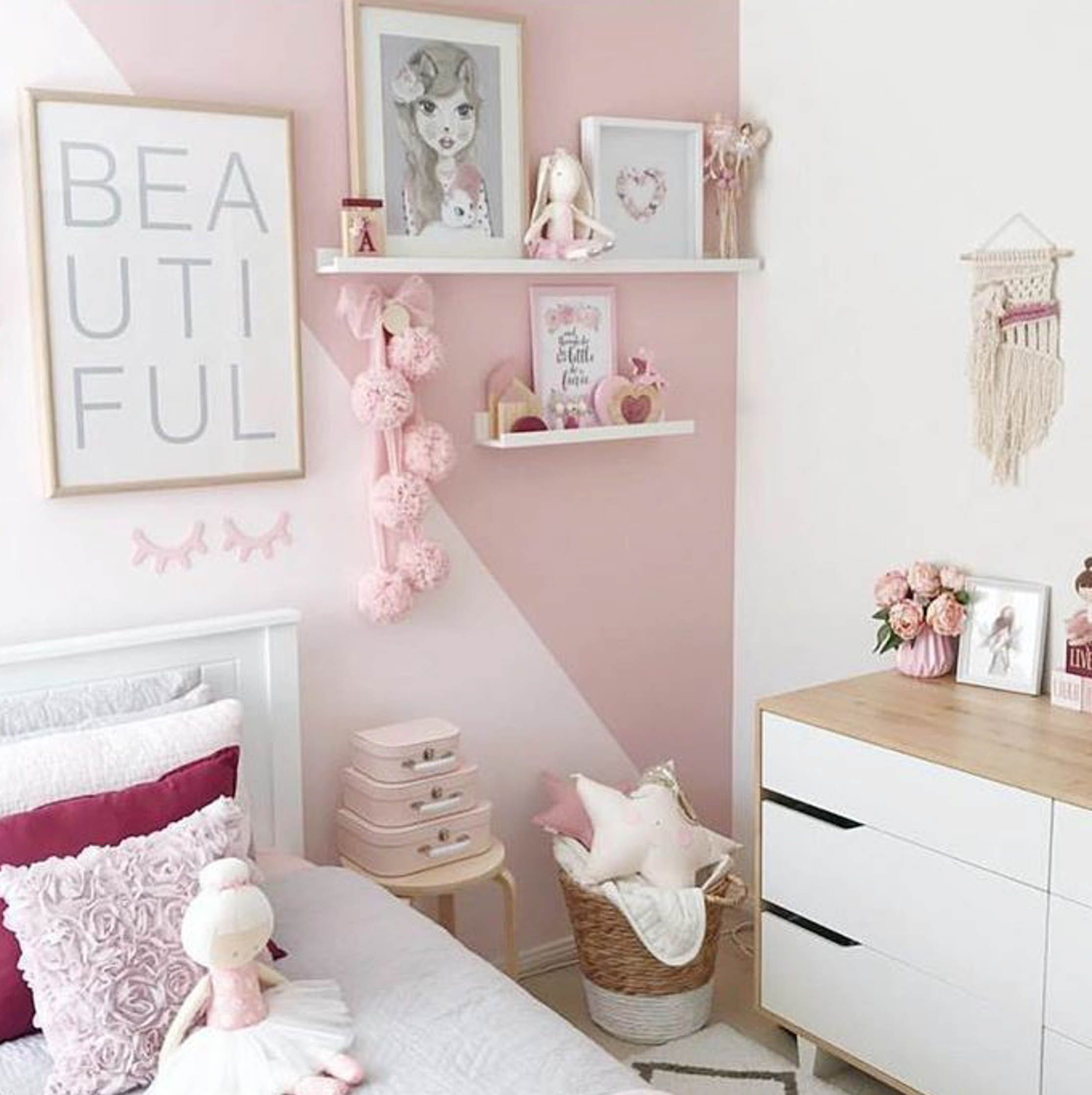 Here S What S Trending In The Nursery This Week Project Nursery Baby Room Decor Toddler Girl Room Toddler Rooms