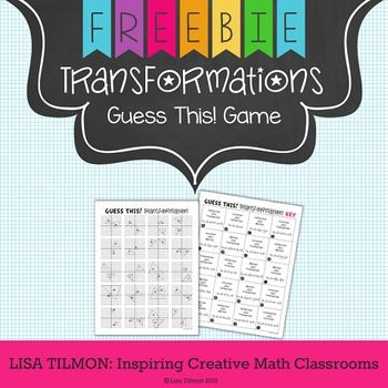 (CCSS: 8.G.A.2, 8.G.A.3, 8.G.A.4) This transformations vocabulary builder is designed for a Grade 8 math course aligned to Common Core or a geometry course. This learning game prompts students to analyze and describe the effects of transformations in a sequence of translations, reflections, rotations, or dilations with an emphasis on the concepts of congruence and similarity.