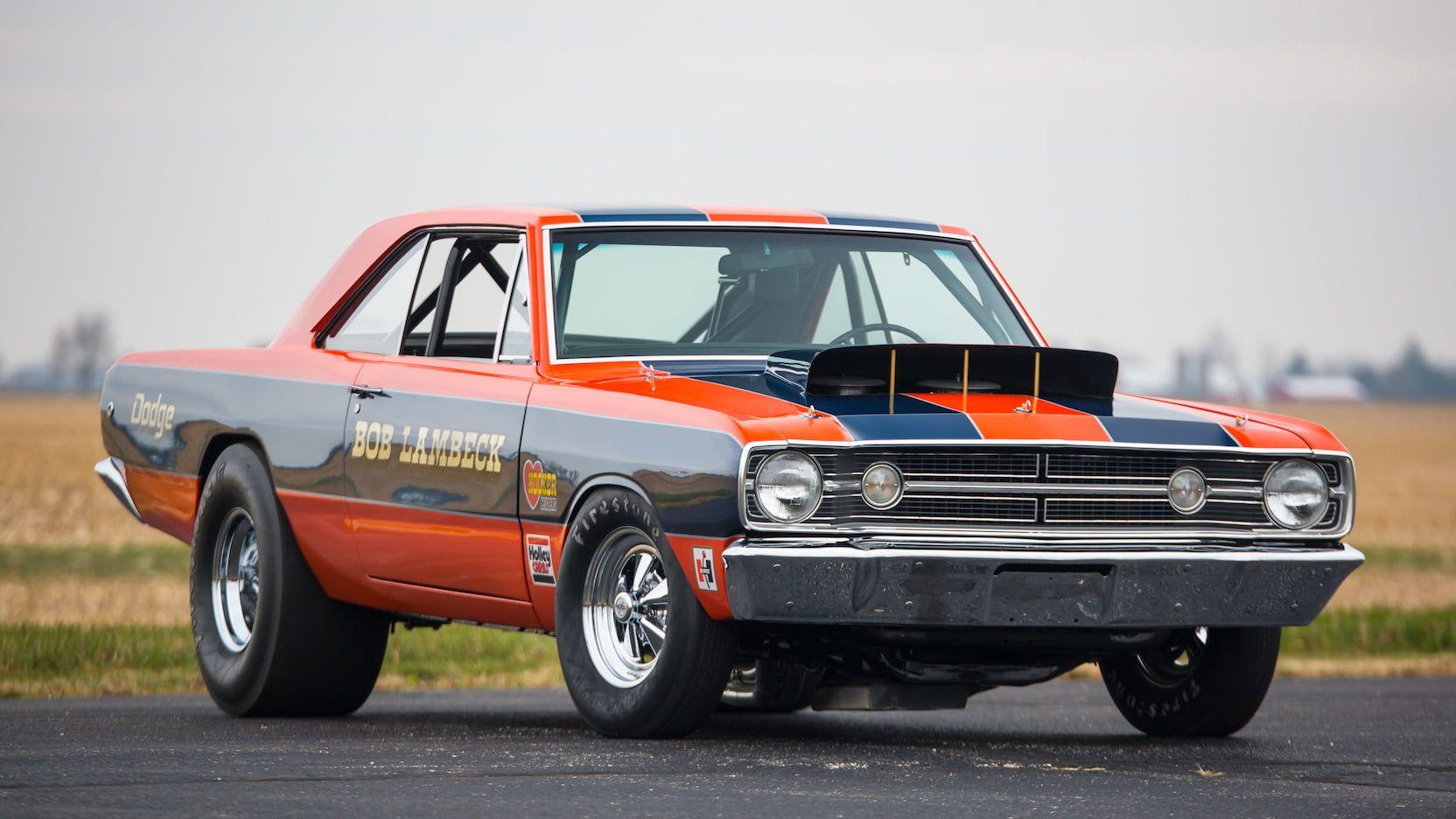 1968 Dodge Hemi Dart Super Stock presented as Lot S3.9 at
