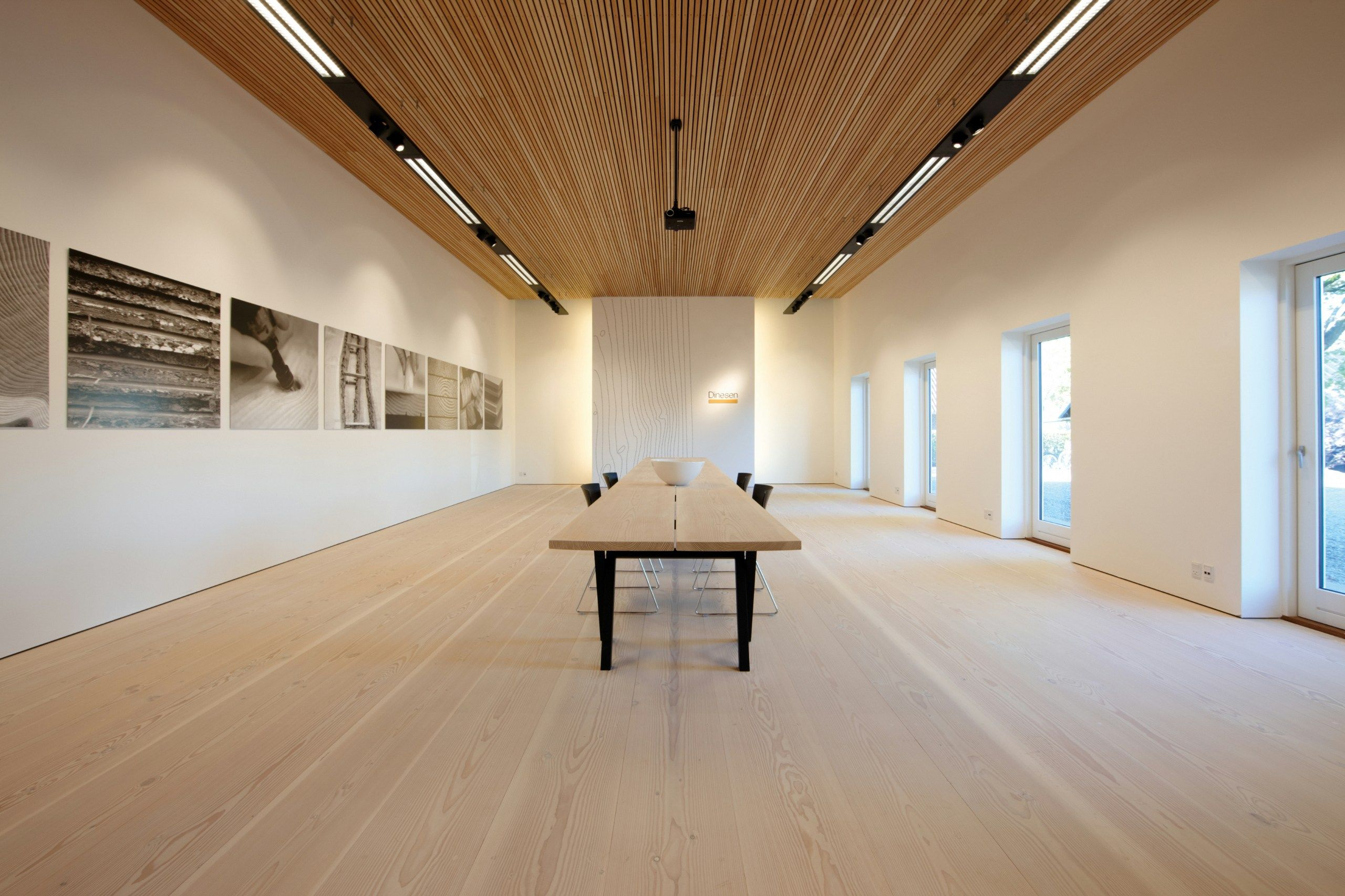 Abgehängte Decke Mit Holz Effekt DINESEN CEILING By Dinesen Abgehängte  Decke, Holz, Decke