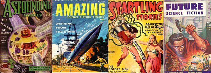 Orígenes e historia de la ciencia ficción (primera parte)