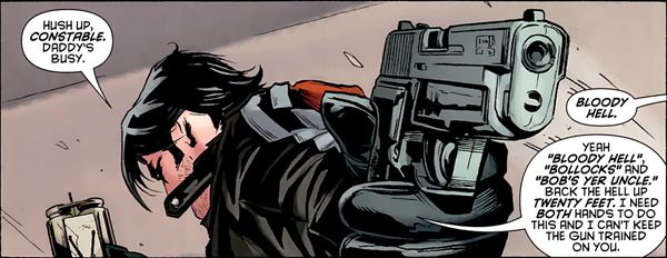red hood the lost days | Comic Journey: Review: Red Hood: Lost Days, collected edition (DC)