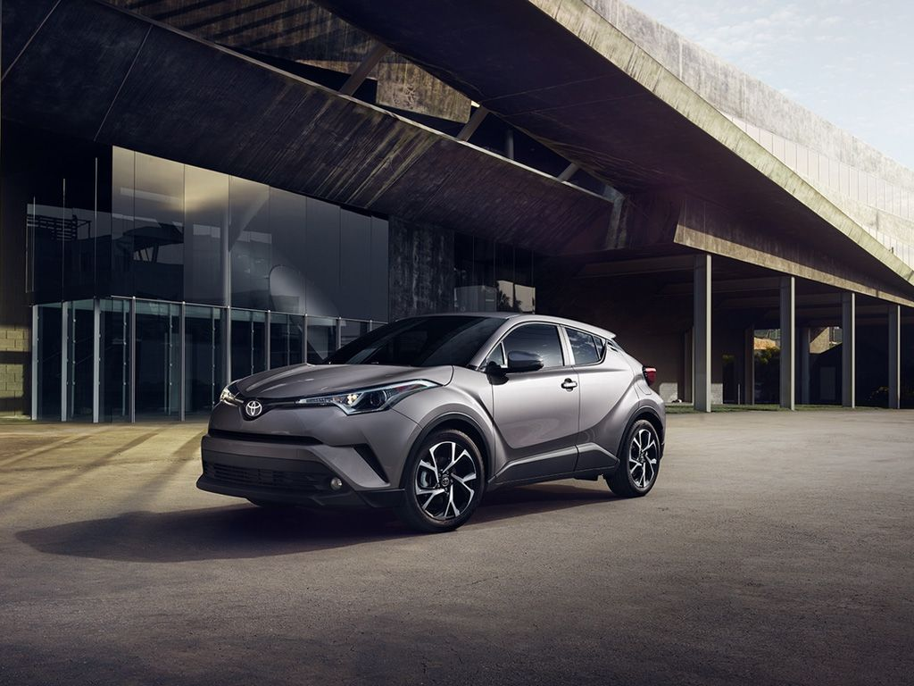 New Toyota CHR Crossover SUV Coming in 2018