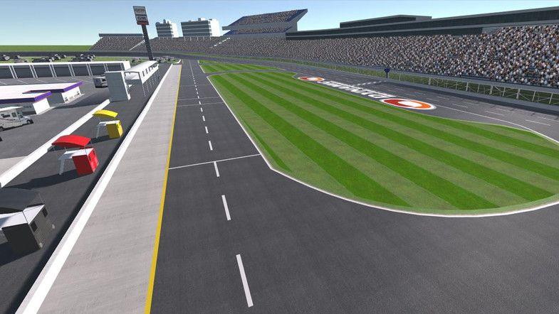 Race Track Pack 3d Roadways Unity Asset Store Race Track Nascar Race Tracks Racing