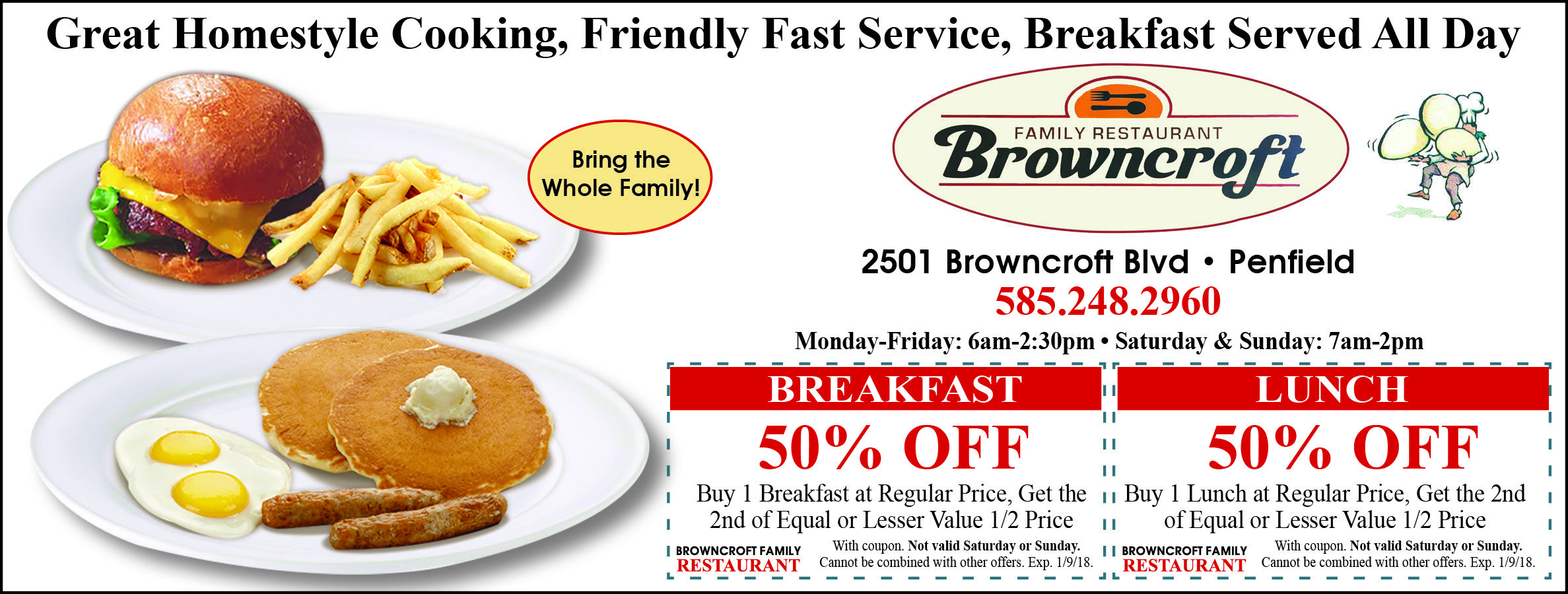 Browncroft Family Restaurant