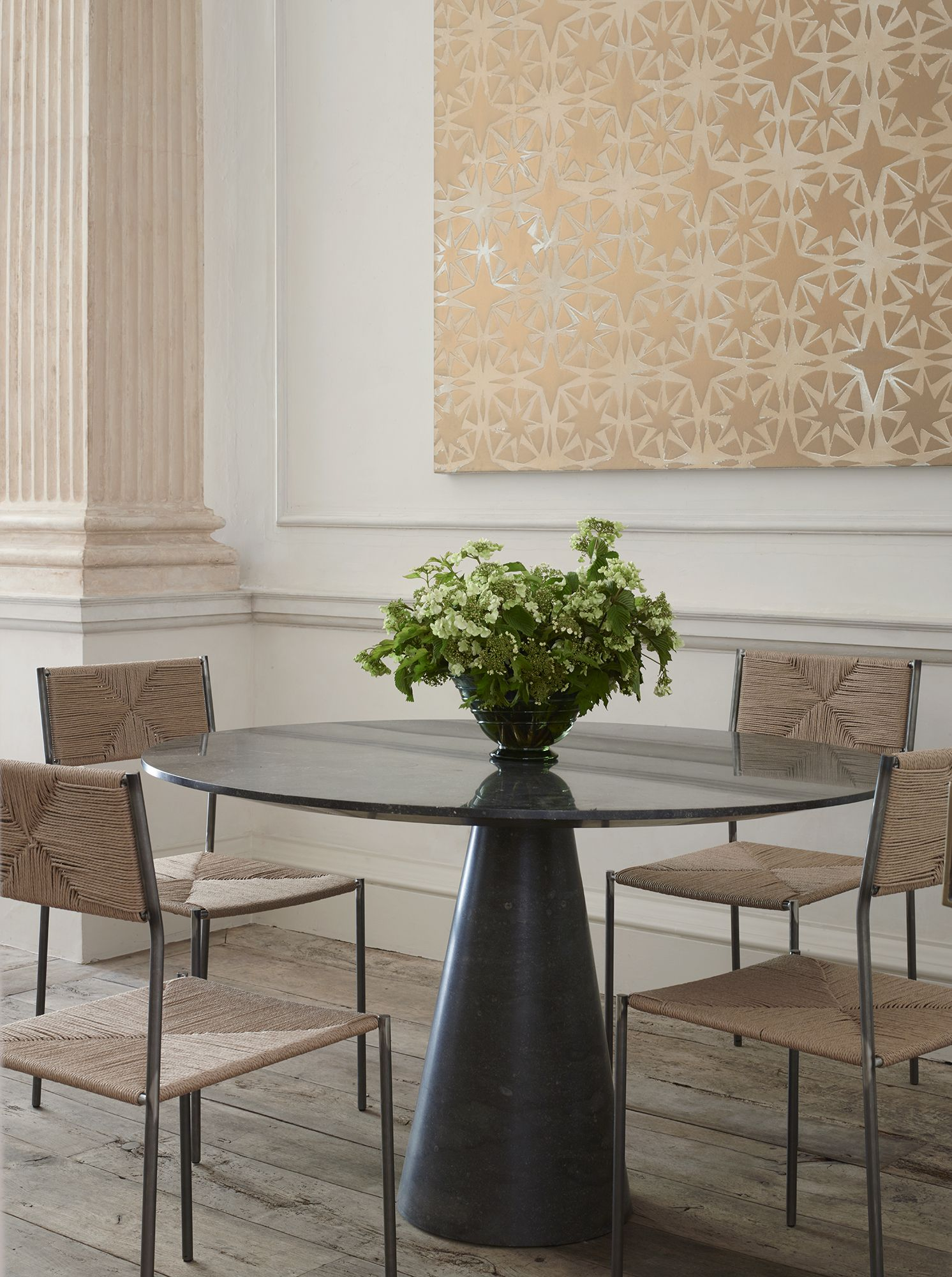 Simple Dining Chair Simple Dining Chairs Rose Uniacke Hgtv