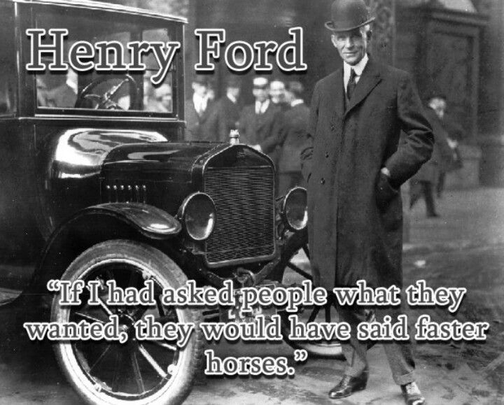 Good Show Sir Nerd Cars History Quote Invention Ford