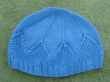 Free Knitting Pattern - Hats: Tamalpais Hats