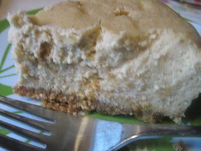 The Better Baker: Crockpot Cheesecake