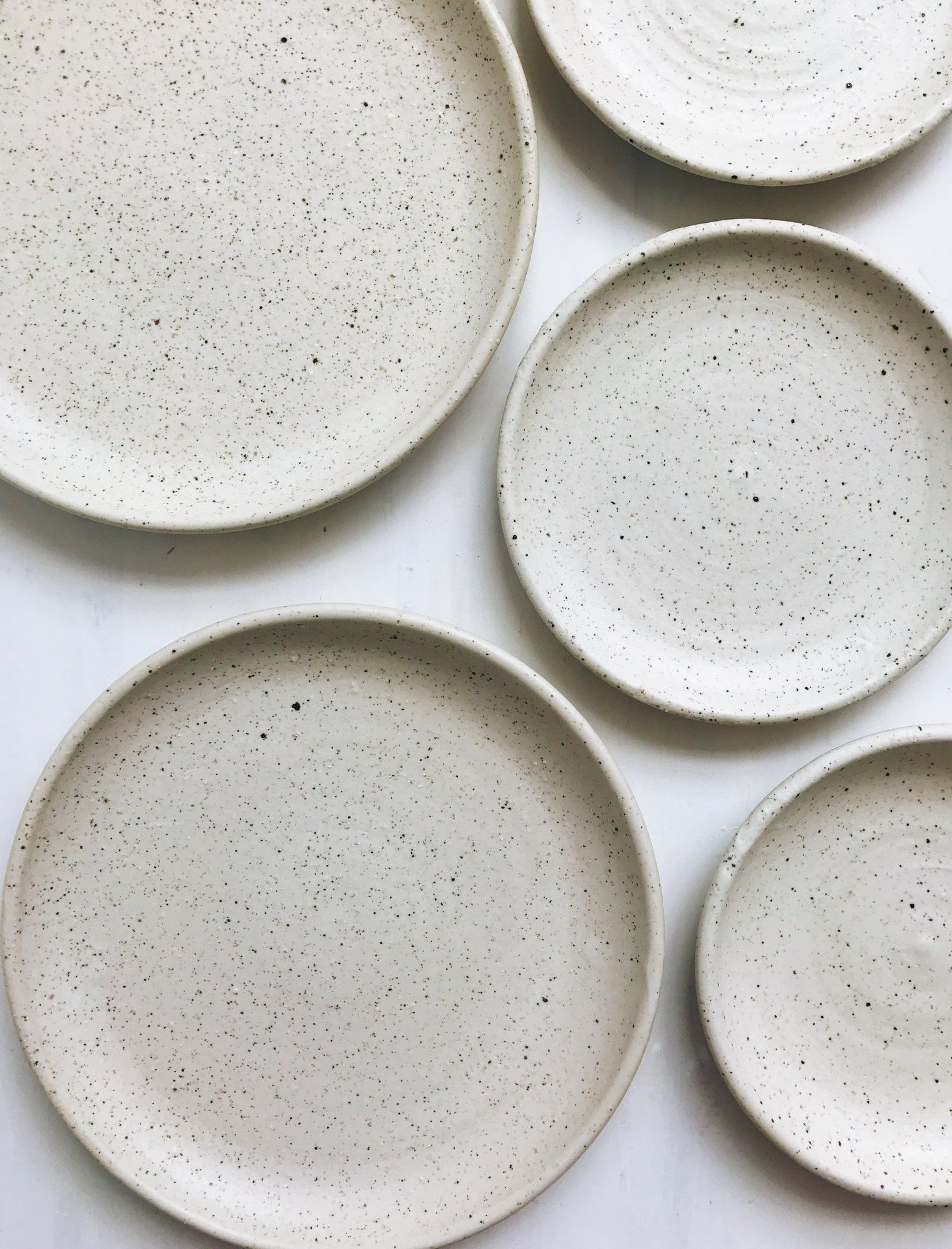 Dinner Plate Ash Ceramic Tableware Pottery Plates Pottery Dishes