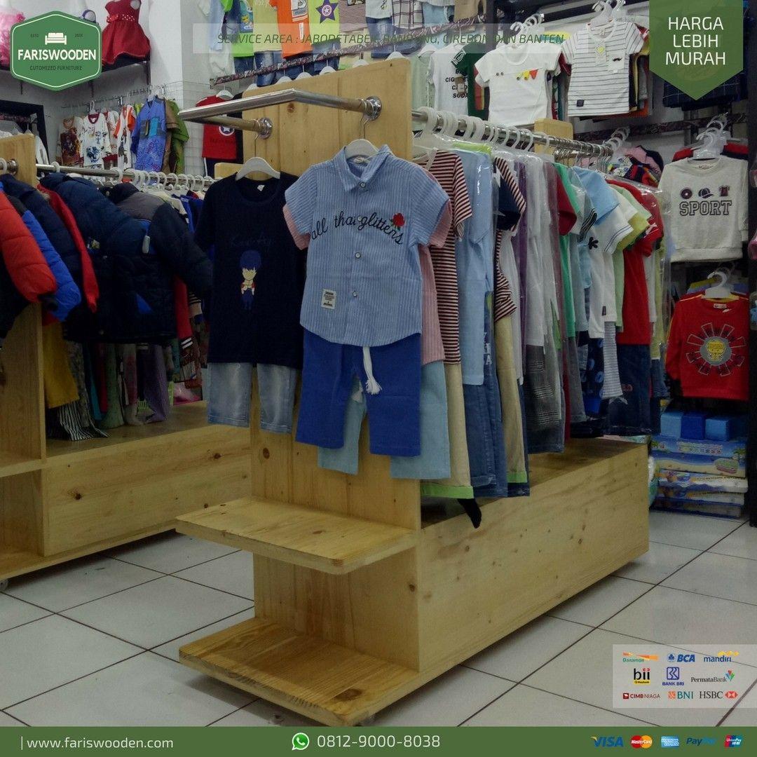 Dekorasi Toko Baby Shop