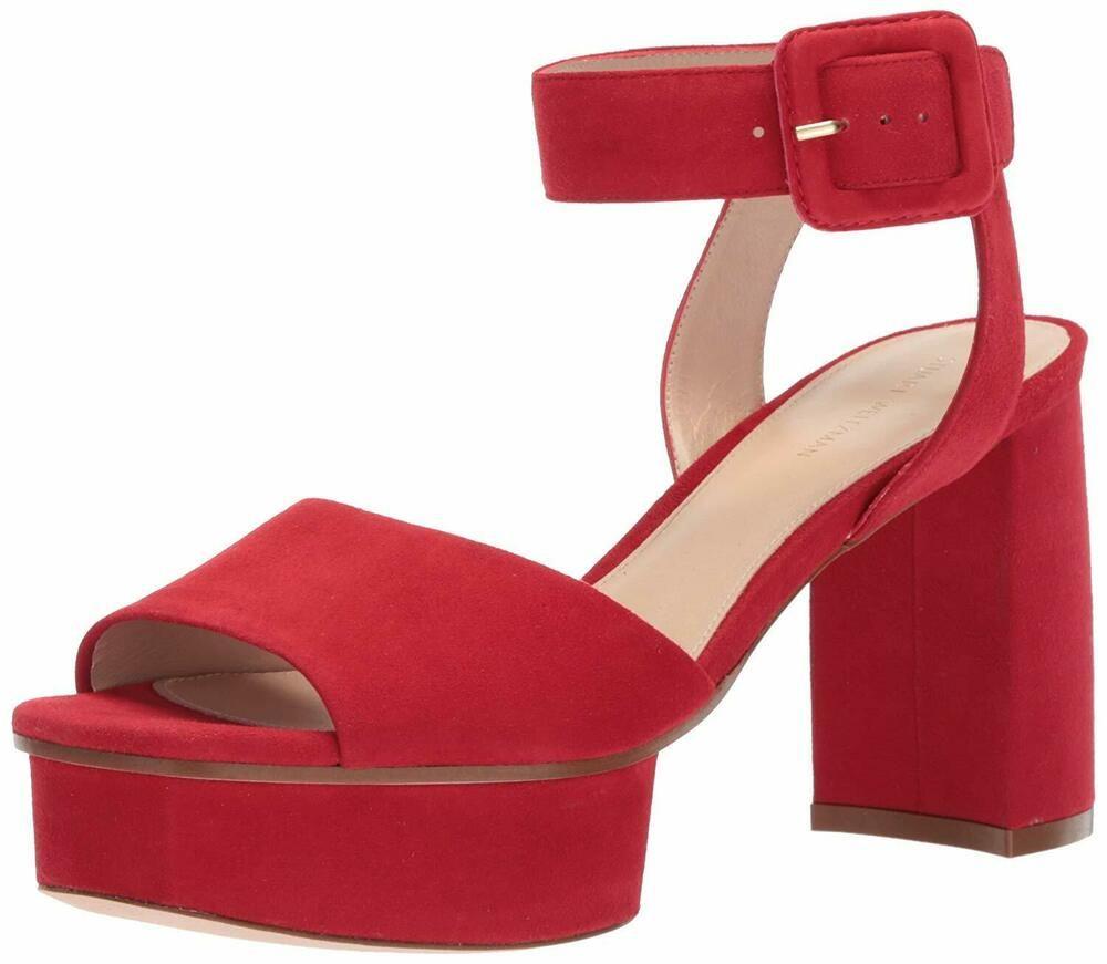 eBay #Sponsored Stuart Weitzman Womens New Deal Leather Open 0Gc4H