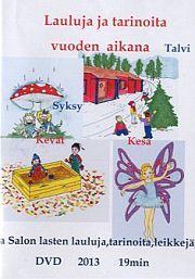 lataa / download LAULUJA JA TARINOITA VUODEN AIKANA (KARAOKE-DVD) epub mobi fb2 pdf – E-kirjasto
