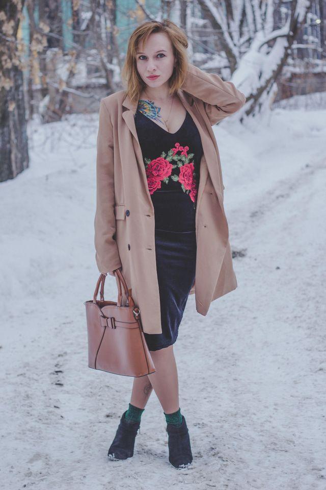 Пост dozaftra в категории Женская одежда - iTao