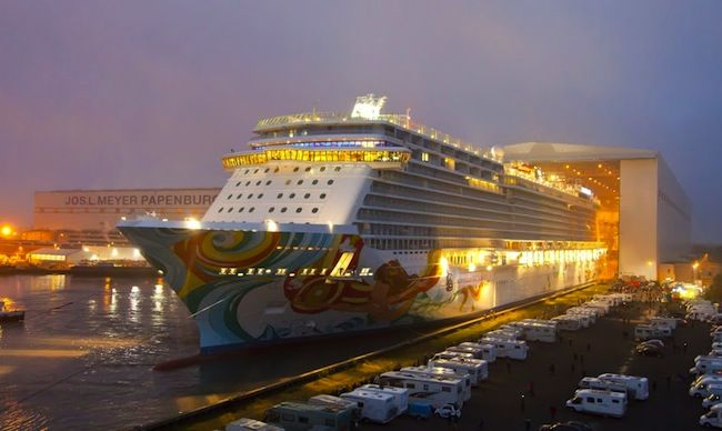 Tips For Travellers Podcast Norwegian Getaway Cruise Ship - Getaway cruise ship