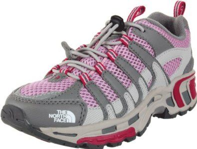 b9043d96d North Face Betasso Trail Running Shoes Gray Toddler Girls The North ...