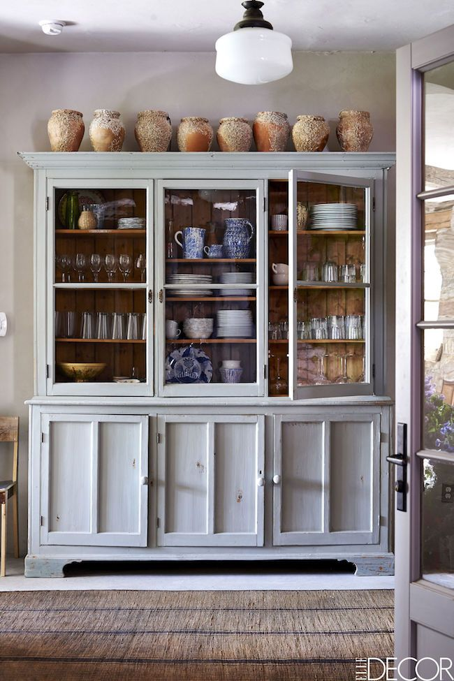 Where Do You Store Your Dishes? - The Inspired Room