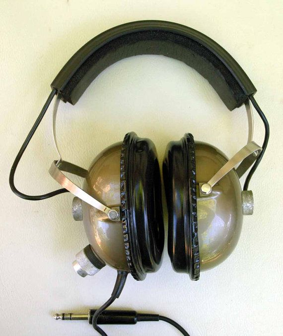 e6a0428b9e8 Koss Pro 4A headphones (1960's) Retrofitted with modern drivers ...