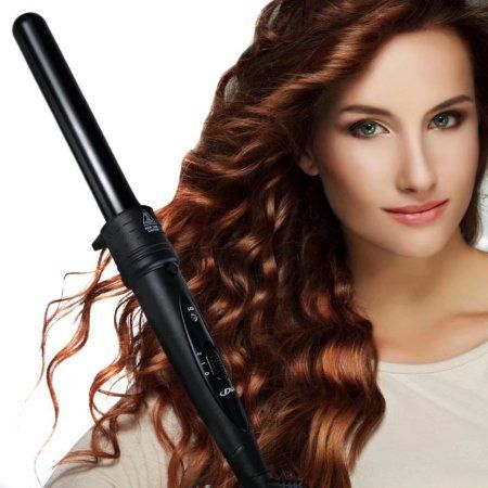 Beauty Curling Iron Hairstyles