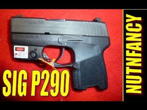 Nutnfancy SHOT Show 2011: Sig P290 Too Thick