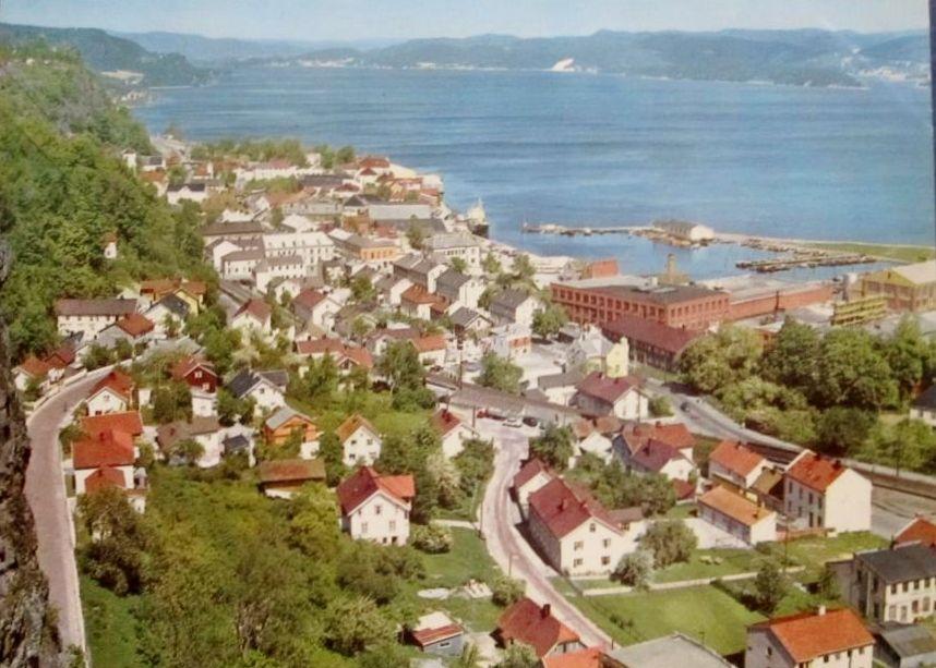 yrker i norge Holmestrand