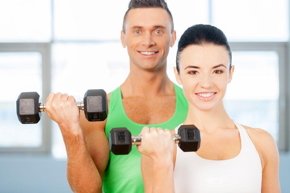 Para ganhar músculos...sem perder saúde