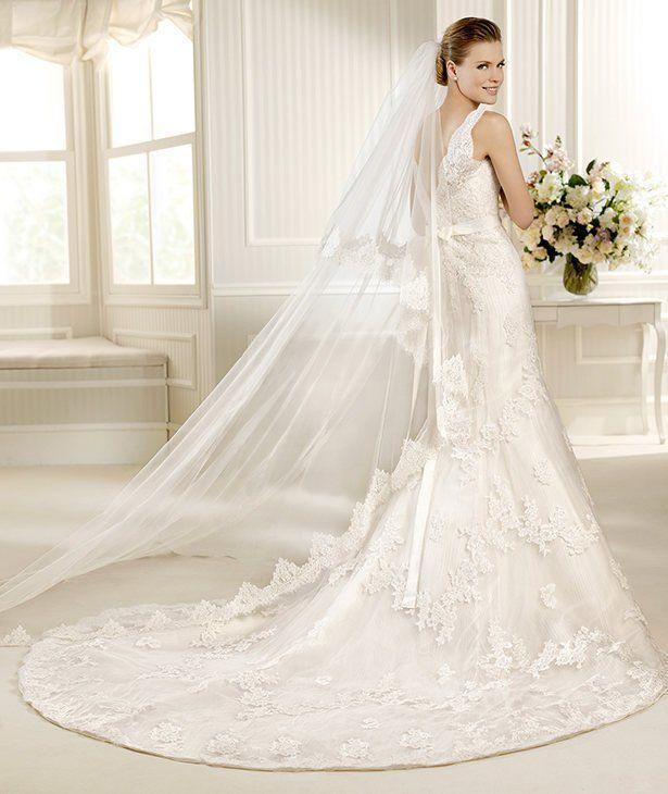 MATRA » Wedding Dresses » 2013 Costura Collection » La Sposa (back ...