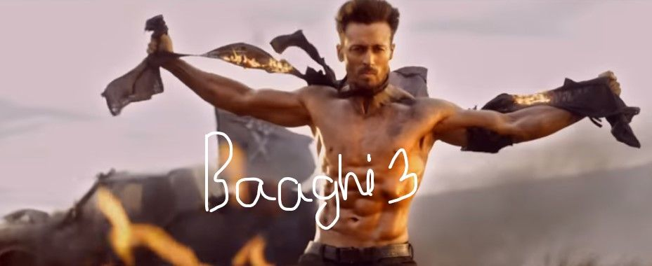 Baaghi 3 Movie Reviews Release Date Watch Download