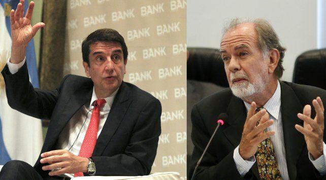 El presidente del Banco Nación, Carlos Melconian, renunció ayer a su cargo por pedido del Gobierno y fue reemplazado por el economista Javier González Fraga.   #CAMBIOS #economía #GONZALEZ FRAGA