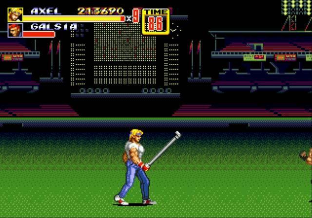 Streets of Rage 2 (USA) ROM < Genesis ROMs | Emuparadise