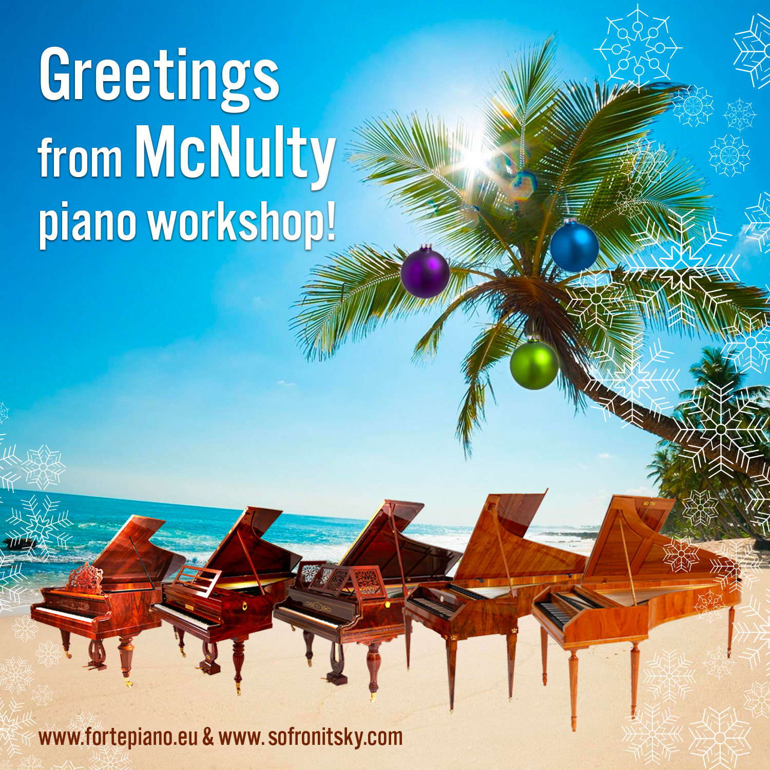 Best Wishes From Paul Viviana Also From Our Mozart S