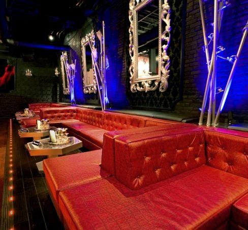 Side Bar: San Diegou0027s Ultra Lounge And Nightclub