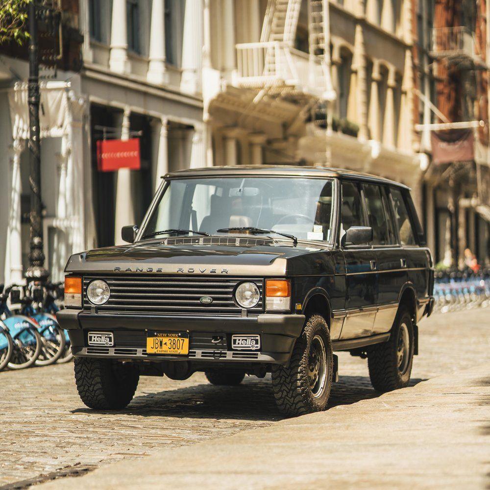 1993 Range Rover Classic Brooklyn Coachworks Range Rover Classic Range Rover Range Rover Supercharged