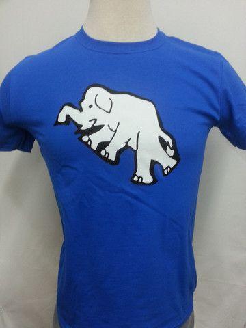 2b98d918fe2ee Philadelphia Athletics  White Elephant t-shirt