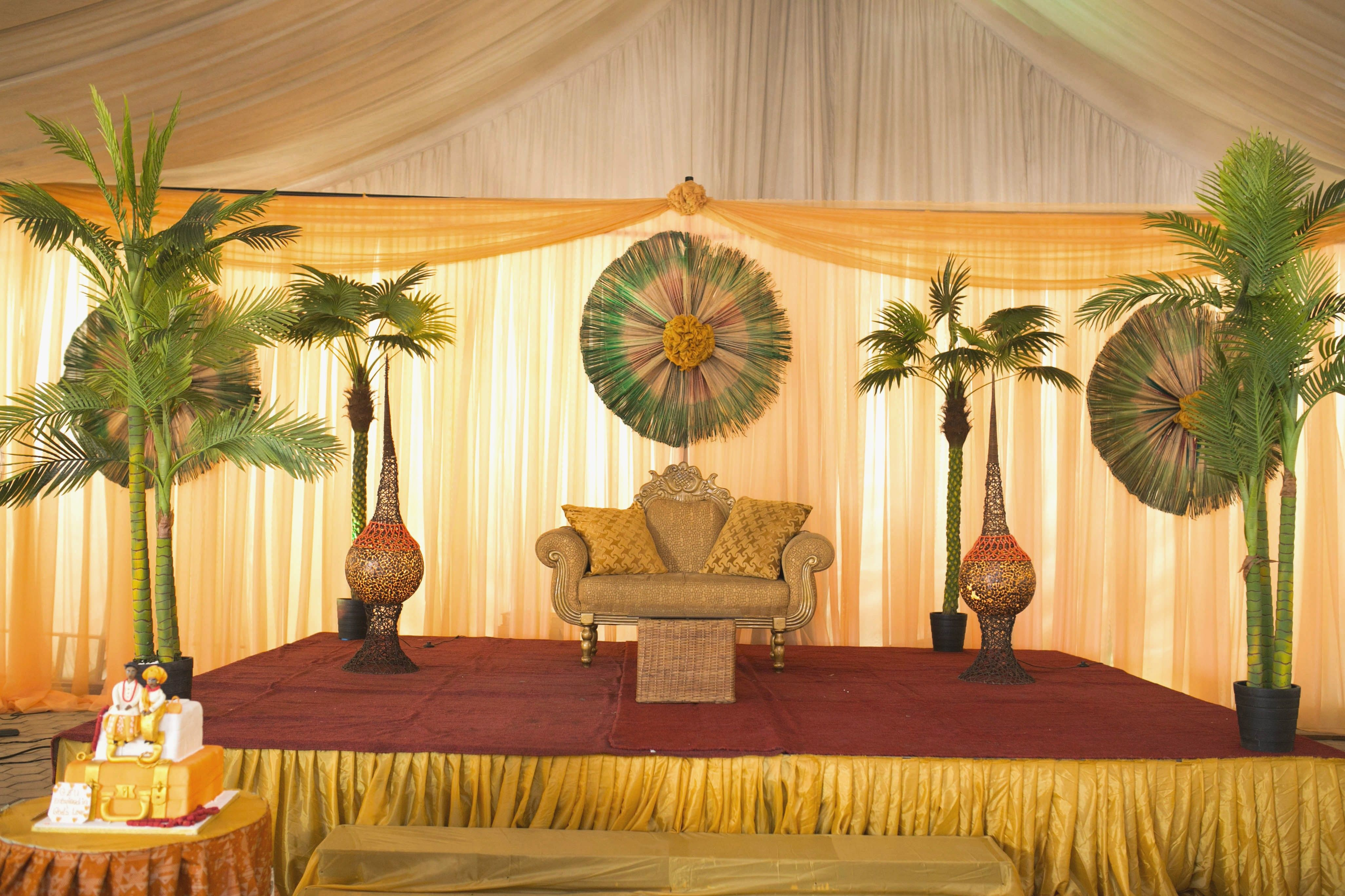 Traditional Wedding Decoration Pictures In Nigeria Beautiful Wedding