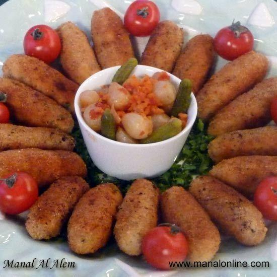 كفتة الدجاج بالجبن Recipes Cheese Recipes Stuffed Peppers