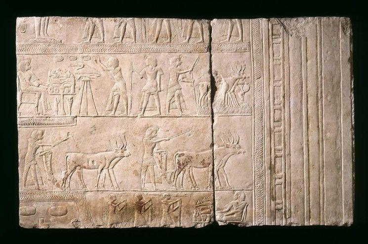 18 Tomba di Horemheb a Saqqara