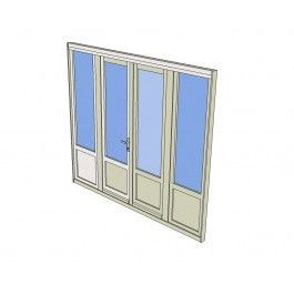 Door and Window set Sketchup model  sc 1 st  Pinterest & Door and Window set Sketchup model | 3D Door CAD models | Pinterest ...