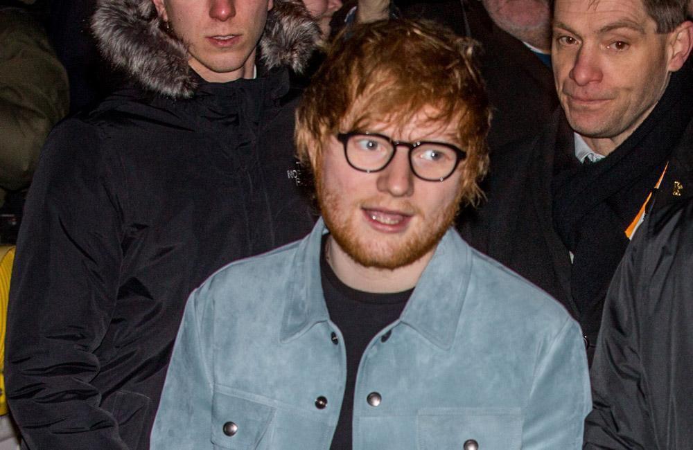 Ed Sheeran S God Given Talent Ed Sheeran Love Ed Sheeran Cherry Seaborn