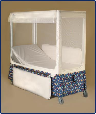 From the website falling from a bed or crib can cause - Enclosed beds for adults ...